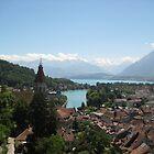 Switzerland - Thun, CH by Danielle Ducrest