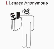 Canon L Lenses Anonymous by ekphoto
