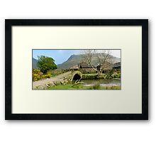 Packhorse Bridge, Wasdale Head Framed Print