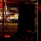 bar open by Bronwen Hyde