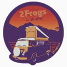 2 Frogs English VIOLET by 2Frogs