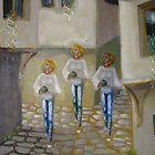 Tripple vision by kseniako