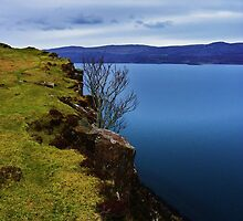 Sound of Raasay - Isle of Skye by caledoniadreamn