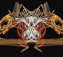 Triple Heads by cofiant