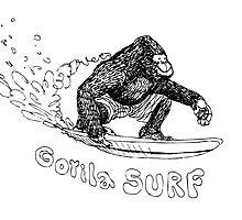 gorila surf by vitorbllp