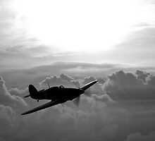 Hawker Hurricane by StocktrekImages