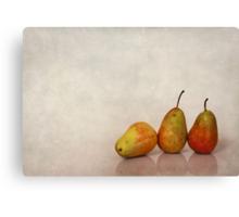 Fruitful Days Canvas Print