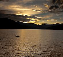 later afternoon by SRana