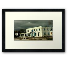 Once Upon a Time................. Framed Print