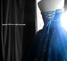 QUINCEANERA  BLUE by Laura E  Shafer