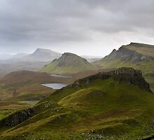 Trotternish Ridge by Phil Millar