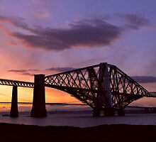 Forth Bridges by Phil Millar