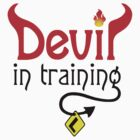 Devil in Training by SCARstudios