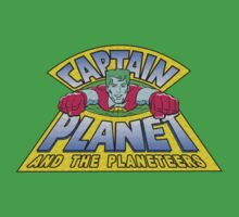 captain planet by kennypepermans