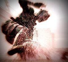 Splash - Sir Tom Finney by Tony Worrall