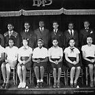 Carl Rowan's Senior Class by © Brady-Hughes- Beasley Archives