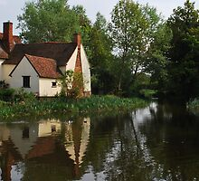 Stour at Flatford by Paul Gibbons