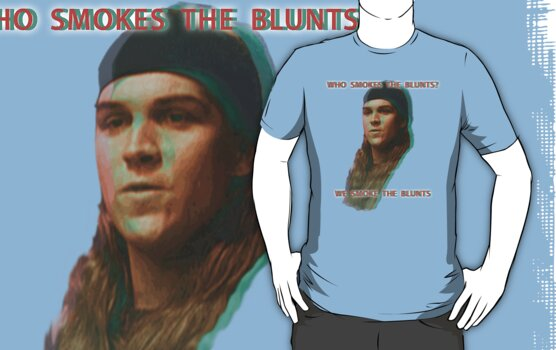 Who Smokes The Blunts? by boltage69