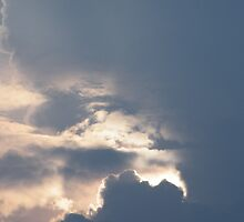 The Face in the Clouds by TREVOR34