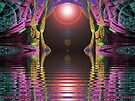 Elliptic Splits Tunnel of Love  (UF0267) by barrowda