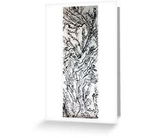 Vital Ki Tree Greeting Card