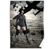 Sergeant Sparkles PROMO Poster