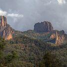 The Warrumbungles, NSW, Australia  (HDR) by Adrian Paul