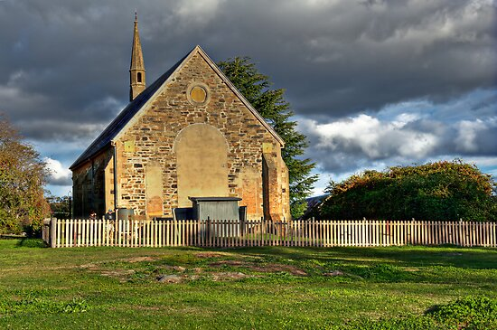 St Paul's Presbyterian Church by GailD