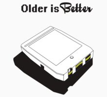 Older is Better 3 {For Lighter Colors} by Matthew Vaca