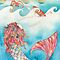 Mythological water creatures