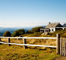 Craigs Hut 2  by Karina  Cooper