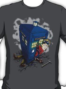 Dr Whorrible's revenge (red) T-Shirt