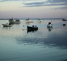 Chatham Boats at rest by apsjphotography