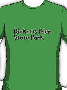 Ricketts Glen State Park T-Shirt