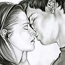 Jacob and Bella by Emily Hitchcock