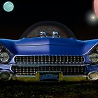 "1955 Ford ""Beatnik Bubbletop"" Intergalactic Planetary by Timothy Meissen"