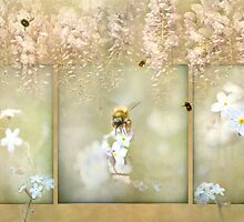 The Three Bees.... by polly470