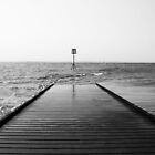 End of the Pier by Tony Worrall