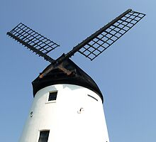 Lytham Windmill by Tony Worrall