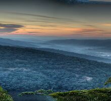Merlin - Merlin's Lookout -Hill End,NSW, Australia (36 Exposure HDR Panorama) - The HDR Experience by Philip Johnson