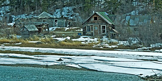 Carcross Home by Yukondick