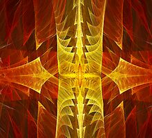 Fractal Edges  by Beatriz  Cruz