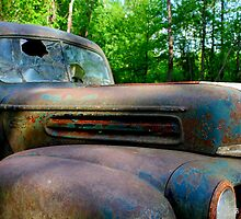 1942 Ford - Found in Cass County, Texas by Betty Northcutt