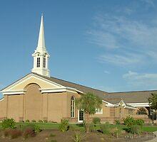 Chapel in Maricopa by Leyla Hur