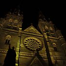 """""""The Gothic Sacred Place"""" - St Mary's Cathedral by Arnold Chan"""