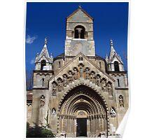 Jak Church, Budapest Poster