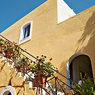 Traditional greek house by Andrey Kudinov