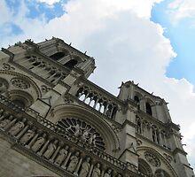 Notre Dame de Paris by Jamie Alexander