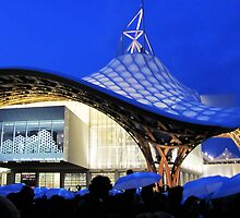 Centre Pompidou, Metz - FRANCE by Jamie Alexander