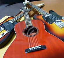 Treasured Instruments by eq29